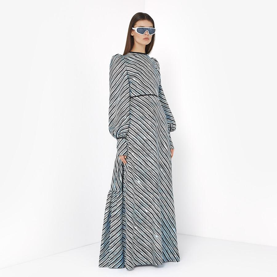 FENDI DRESS - Fendi Roma Joshua Vides silk dress - view 4 detail