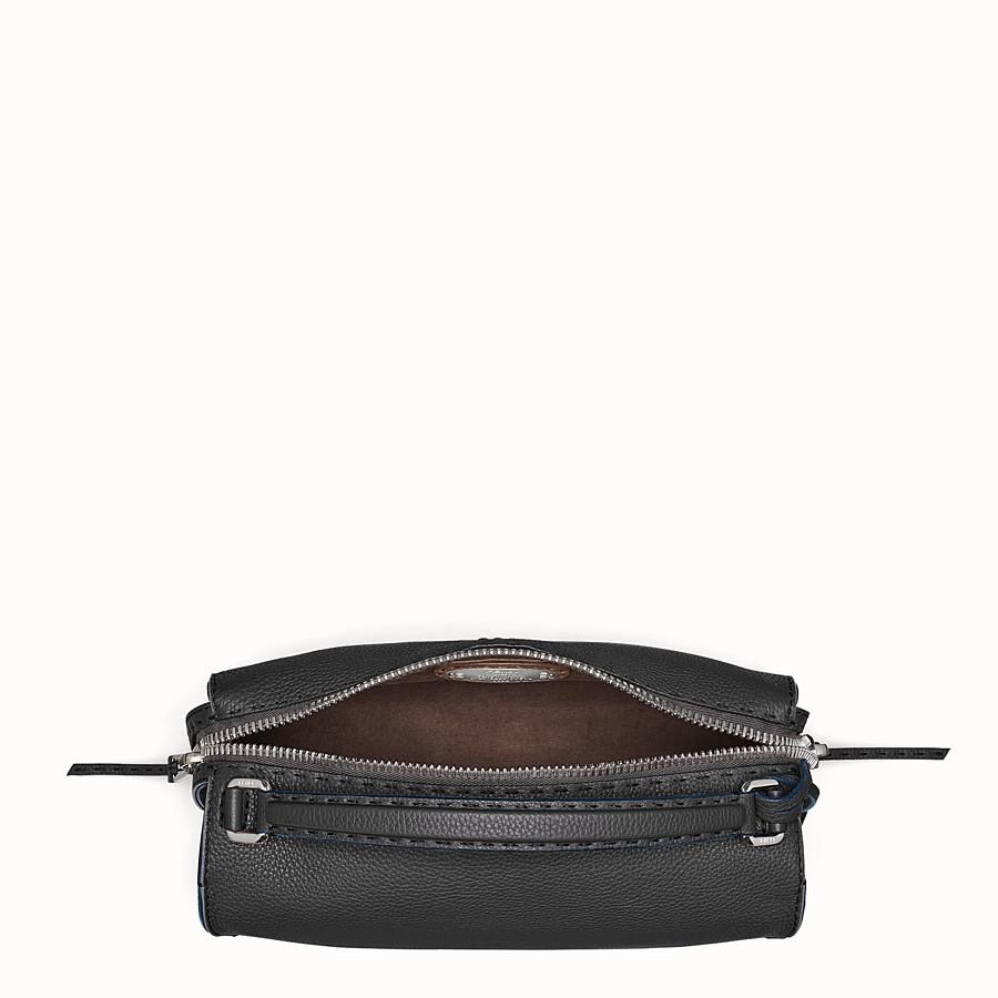 23f027e343e5 gray Roman leather Boston bag - LEI SELLERIA BAG