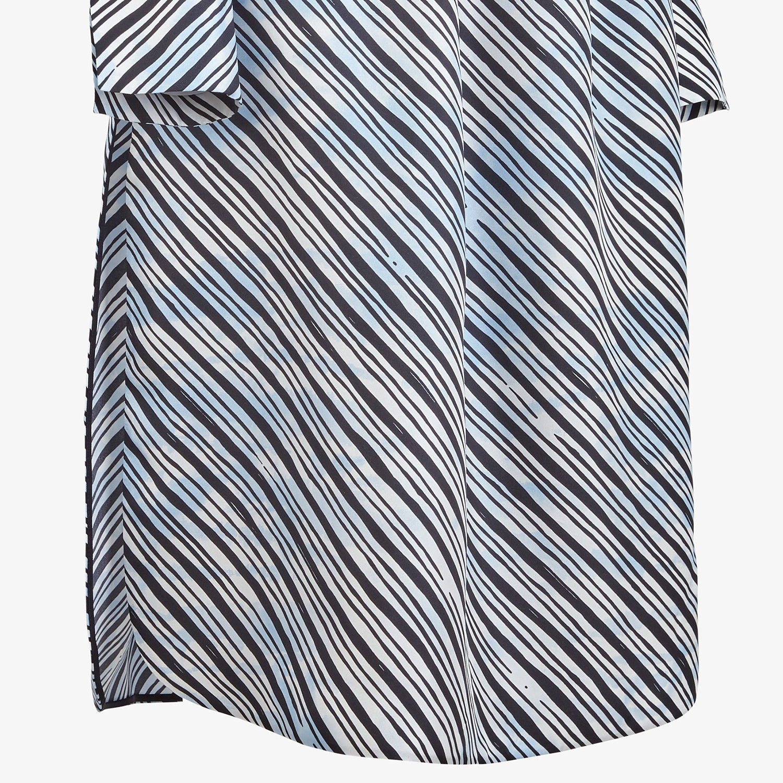FENDI DRESS - Fendi Roma Joshua Vides silk dress - view 3 detail