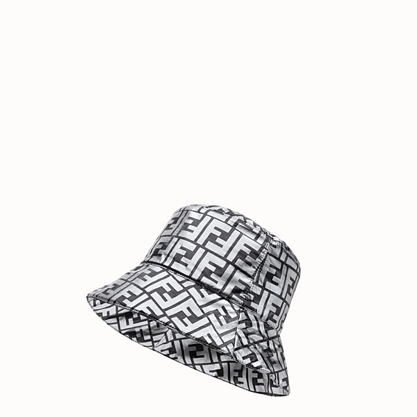 FENDI HAT - Fendi Prints On silk hat - view 1 small thumbnail