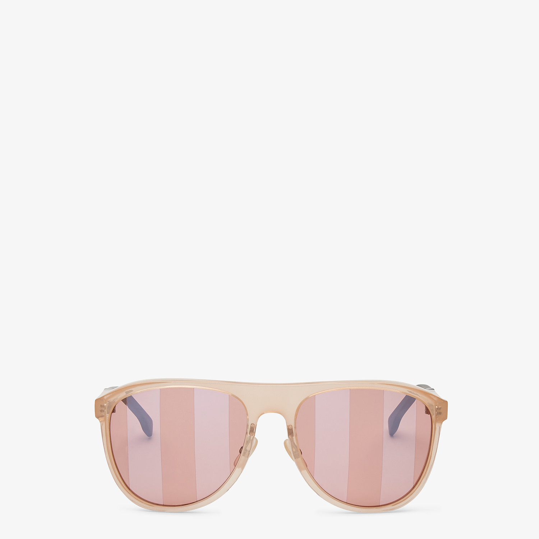 FENDI BOTANICAL FENDI - Pink sunglasses - view 1 detail