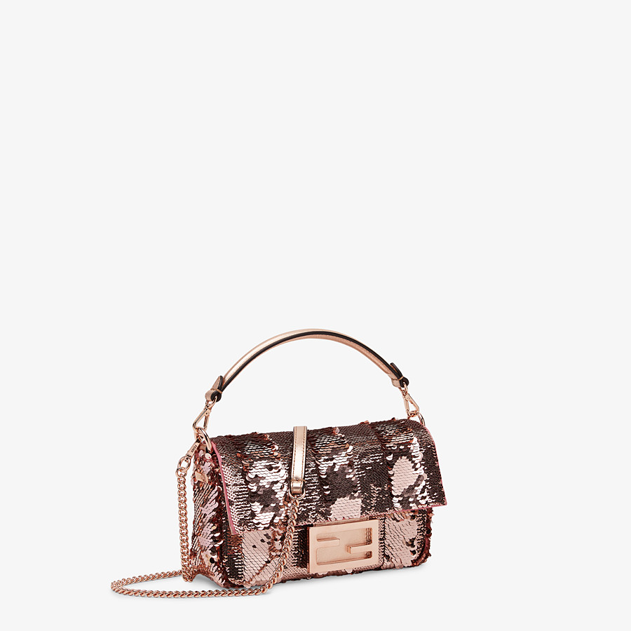 FENDI BAGUETTE MINI - Bag from the Chinese New Year Limited Capsule Collection - view 2 detail
