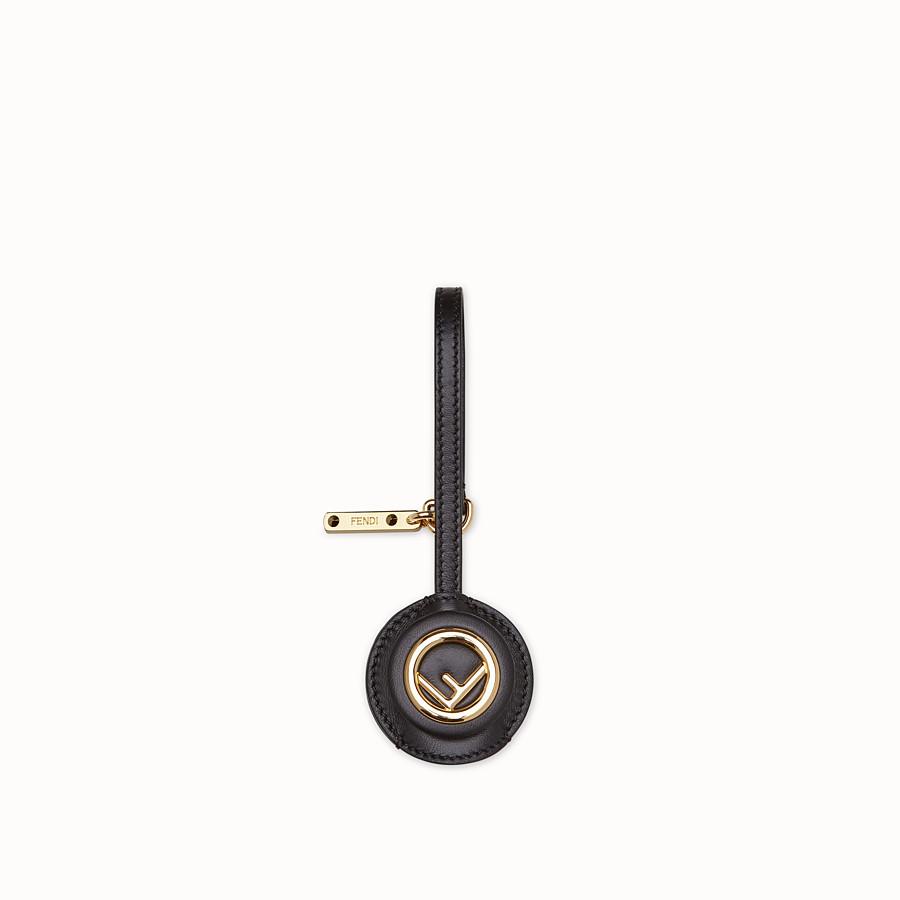 FENDI USB PENDRIVE - Pendrive aus Nappaleder in Schwarz - view 2 detail