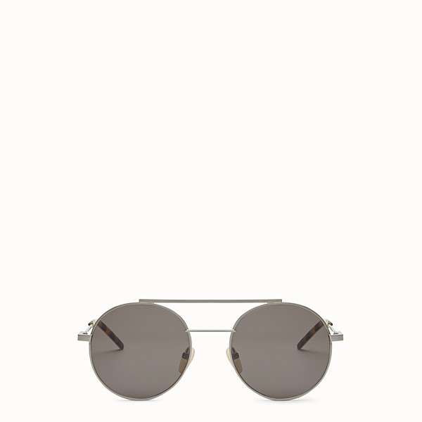 FENDI FENDI AIR - Ruthenium sunglasses - view 1 small thumbnail