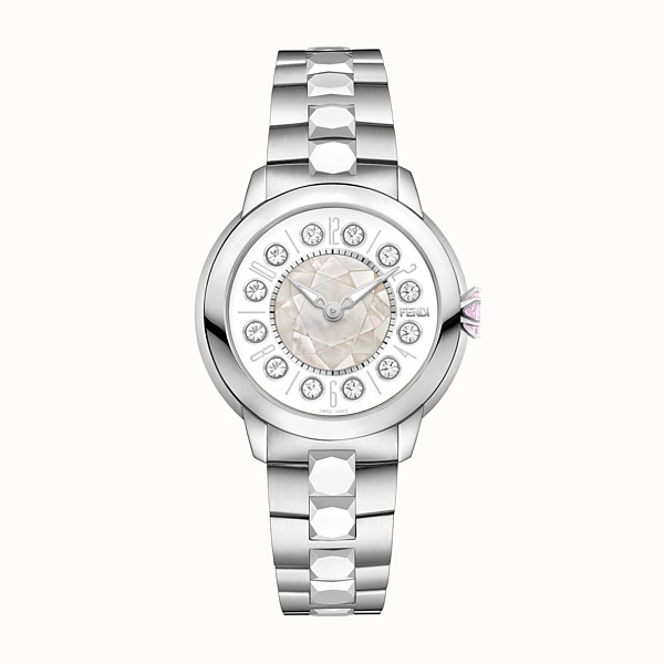 FENDI FENDI ISHINE - 38 MM - Watch with rotating gemstones - view 1 small thumbnail