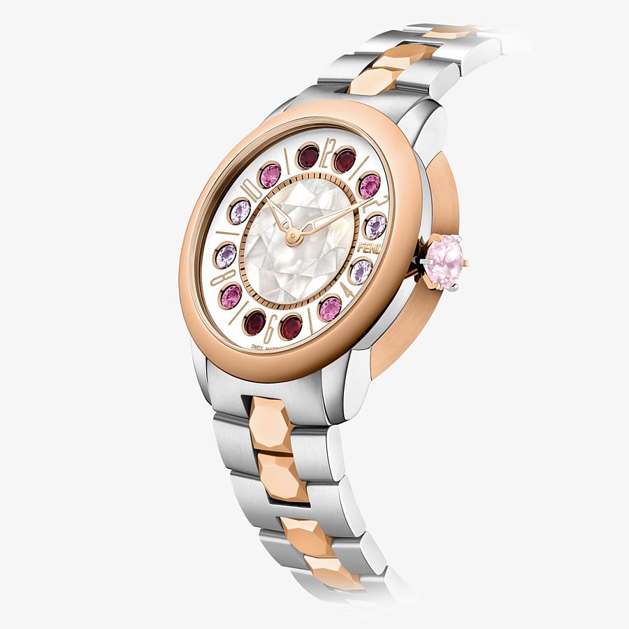 FENDI FENDI ISHINE - 38 MM - Watch with rotating gemstones - view 3 detail