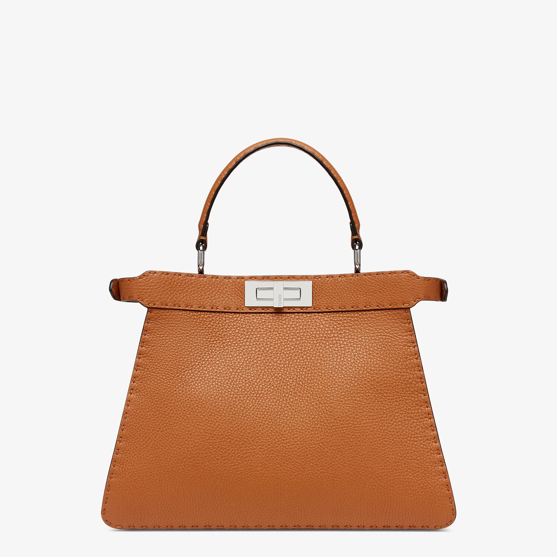 FENDI PEEKABOO ISEEU MEDIUM - Brown Selleria bag - view 5 detail