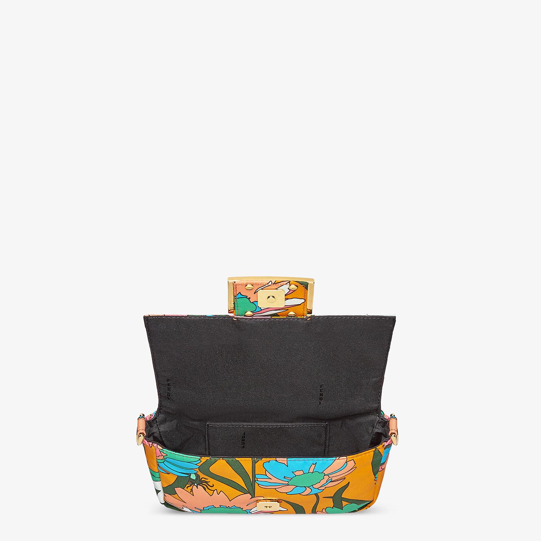 FENDI BAGUETTE - Multicolour nylon bag - view 6 detail