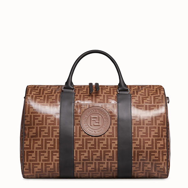 FENDI TRAVEL BAG - Large multicolour fabric bag - view 1 small thumbnail