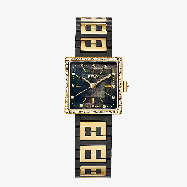 FENDI FOREVER FENDI - 23mm – Watch with FF logo bracelet - view 1 detail