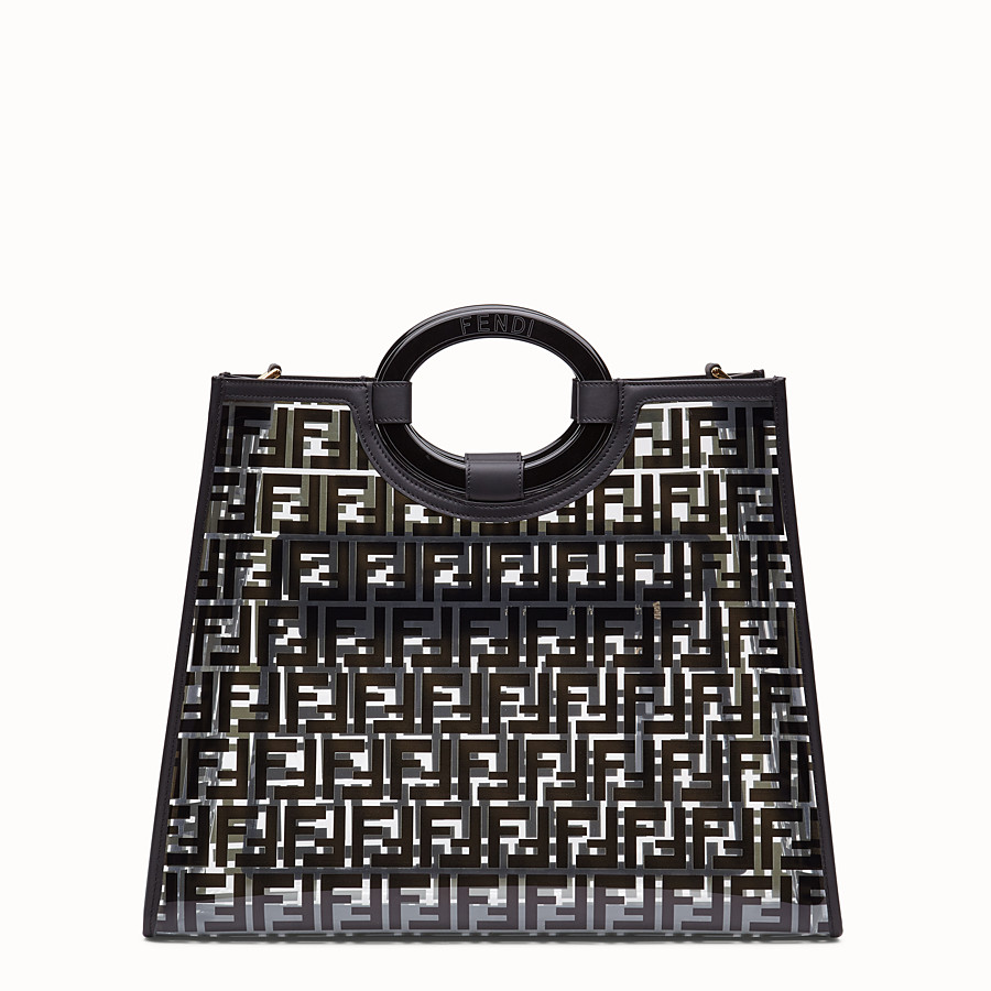 FENDI RUNAWAY SHOPPER - PU shopper - view 3 detail