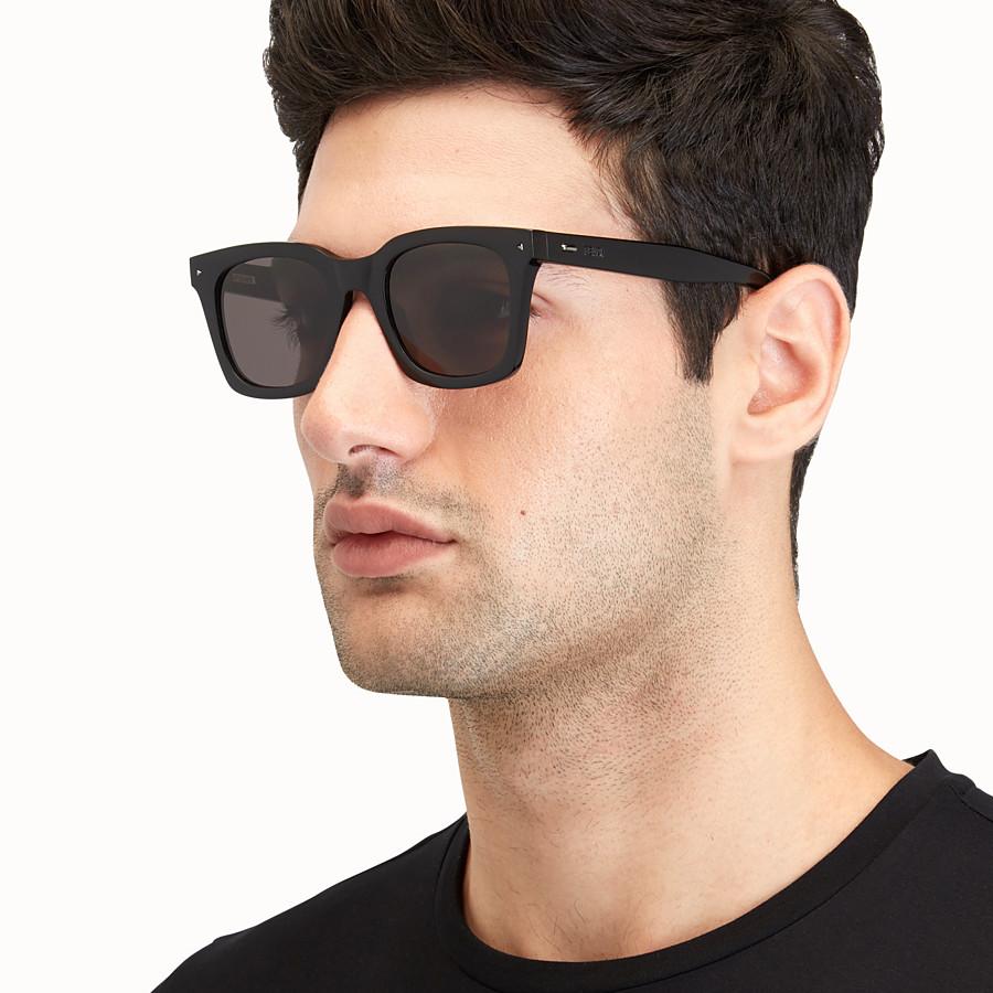 FENDI FENDI SUN FUN - Occhiali da sole neri - vista 4 dettaglio