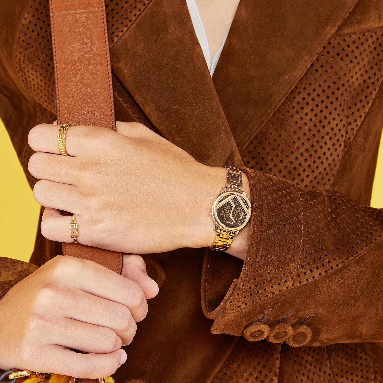 FENDI BAGUETTE RING MEDIUM  - Ring Goldfarben - view 2 detail