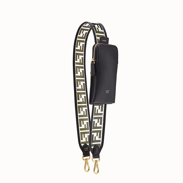 FENDI STRAP YOU - PU shoulder strap - view 1 small thumbnail