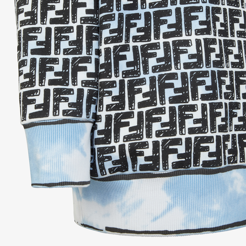 FENDI SWEATSHIRT - Fendi Roma Joshua Vides cotton sweatshirt - view 3 detail