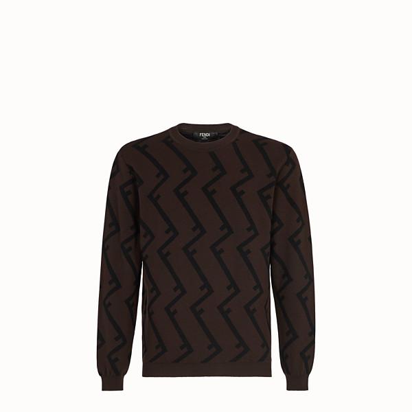 online store 84959 aee1e Pullover e Maglioni da Uomo in Cashmere e Lana | Fendi