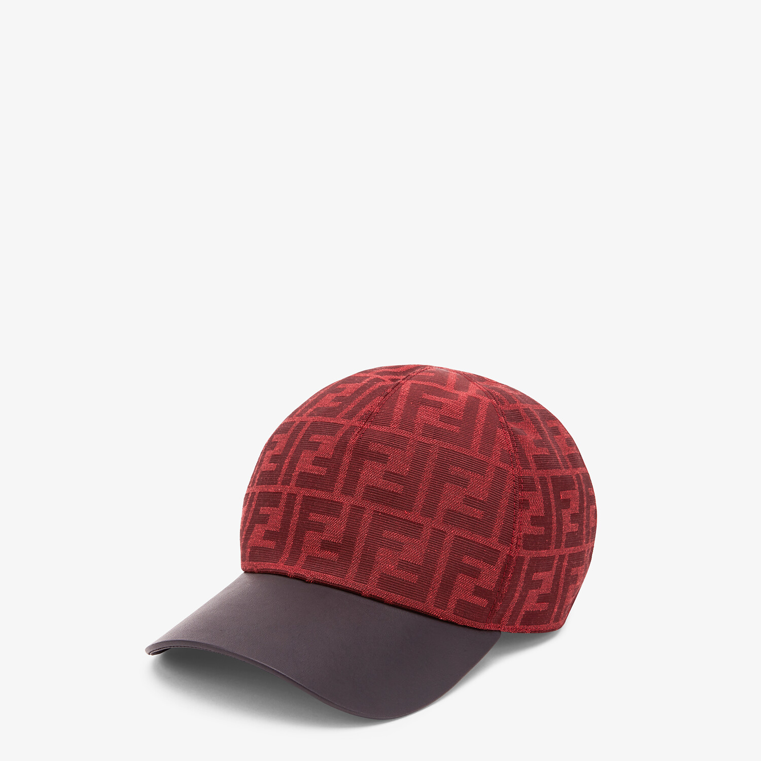 FENDI BASEBALL CAP - Baseball cap from the Lunar New Year Limited Capsule Collection - view 1 detail