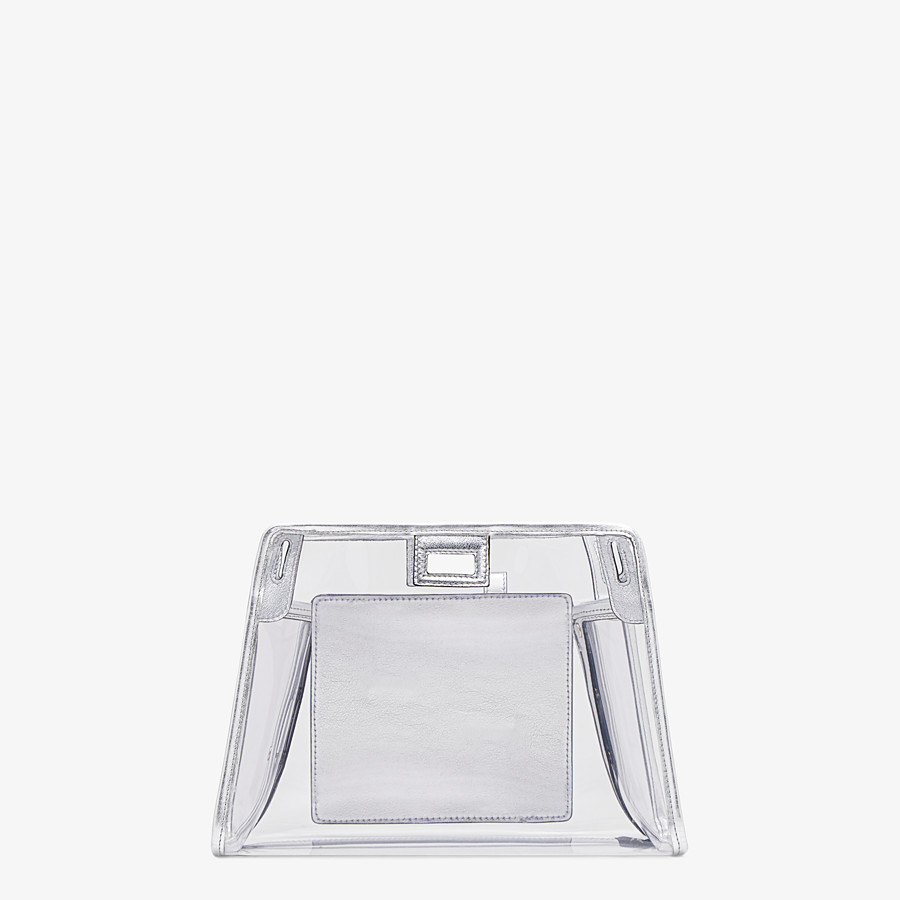 FENDI PEEKABOO DEFENDER MINI - Peekaboo cover in transparent PVC - view 3 detail
