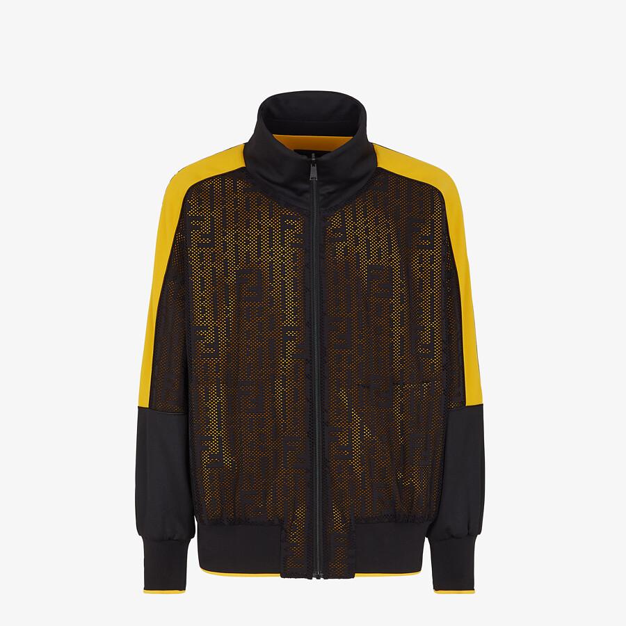 FENDI SWEATSHIRT - Multicolor jersey sweatshirt - view 1 detail