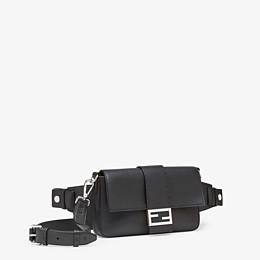 FENDI BAGUETTE - Tasche aus Kalbsleder in Schwarz - view 2 thumbnail