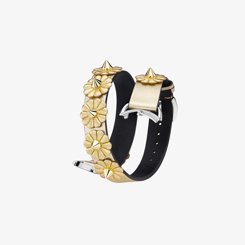 FENDI SELLERIA STRAP YOU - Wechselbares, doppelt geschlungenes Armband - view 1 detail