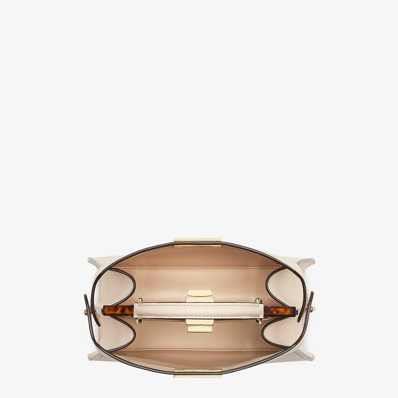 FENDI PEEKABOO ISEEU SMALL - Tasche aus Leder in Rosa - view 5 detail