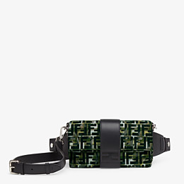 FENDI BAGUETTE - Multicolour nylon bag - view 1 thumbnail