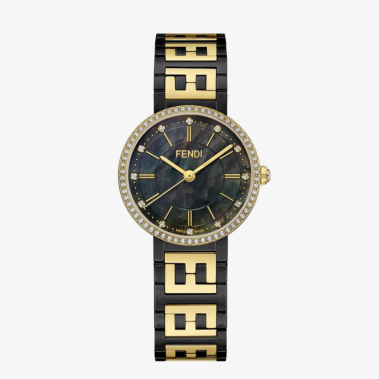 FENDI FOREVER FENDI - 29 MM - Watch with FF logo bracelet - view 1 detail