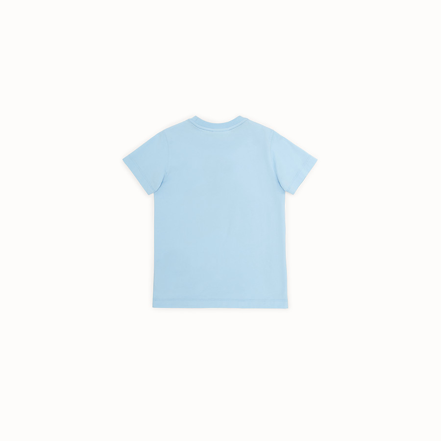 FENDI T-SHIRT - Jersey T-shirt with print - view 2 detail