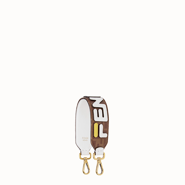 FENDI MINI STRAP YOU - Fabric shoulder strap - view 1 small thumbnail