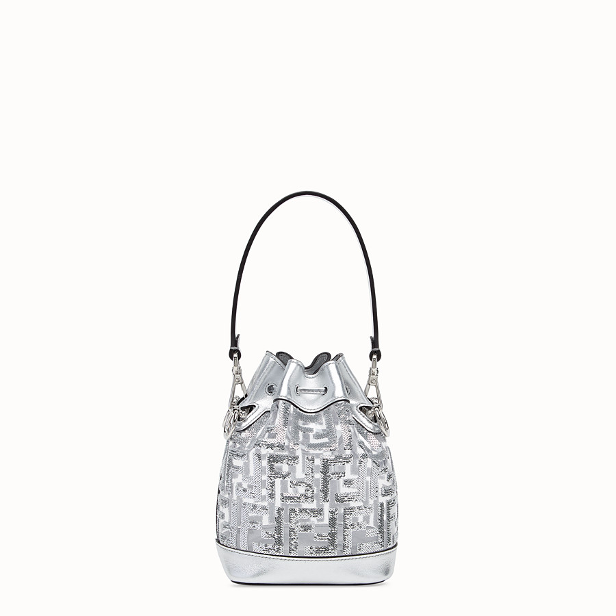 FENDI MON TRESOR - Fendi Prints On Minibag aus PVC - view 4 detail