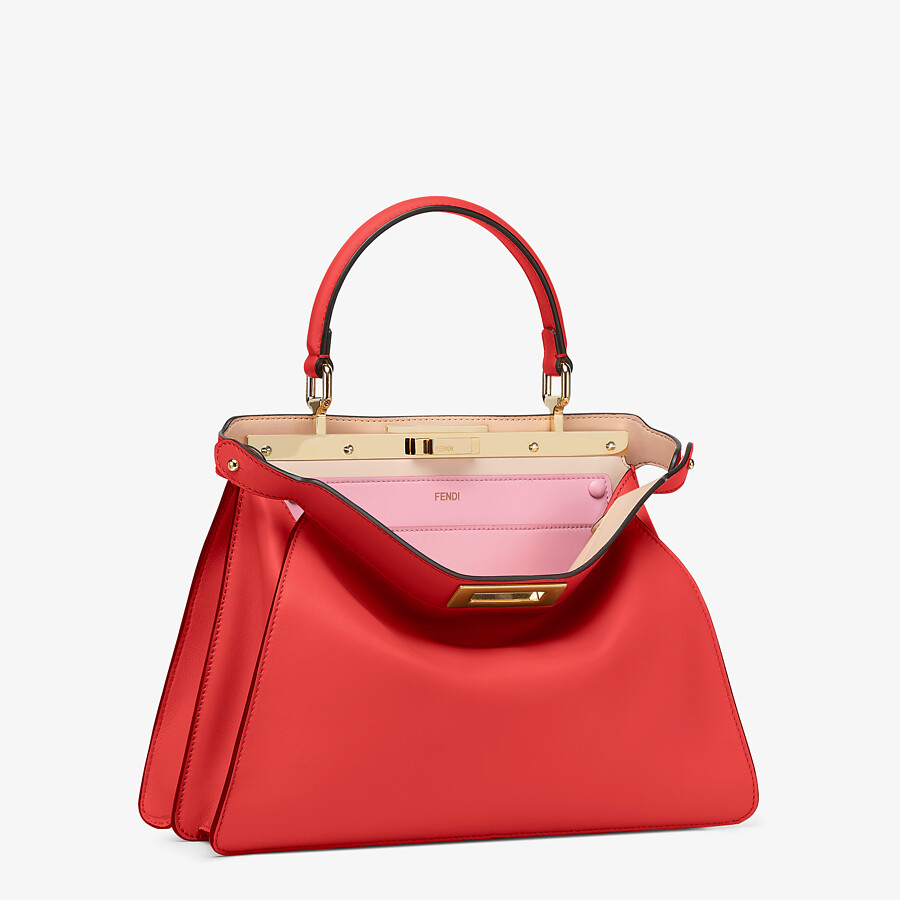 FENDI PEEKABOO ISEEU MEDIUM - Bag from the Lunar New Year Limited Capsule Collection - view 4 detail