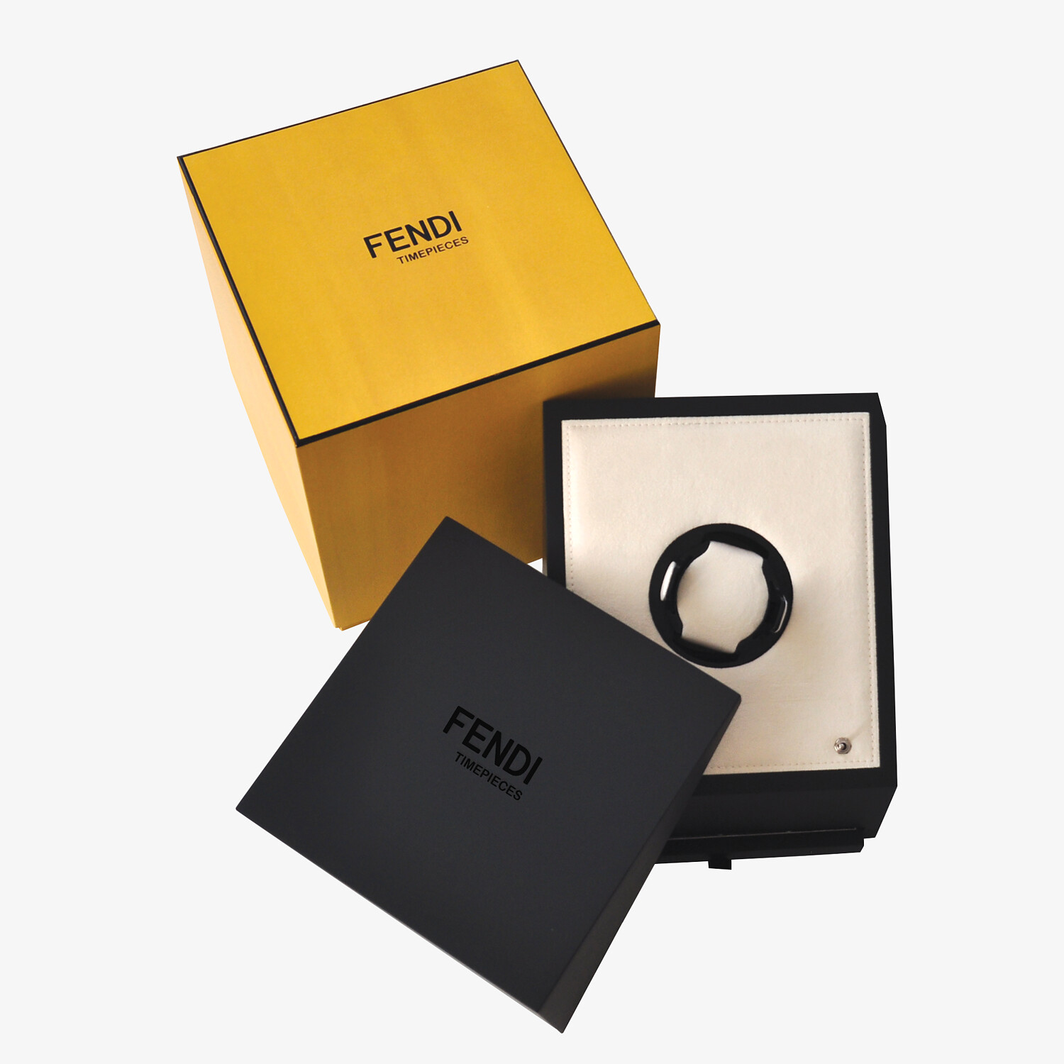 FENDI SELLERIA - 42mm (1.7inch) – Automatic watch with interchangeable bracelet - view 5 detail
