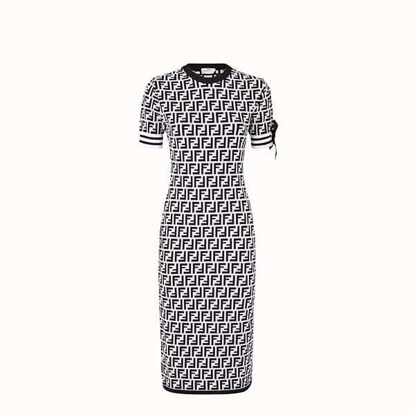 FENDI DRESS - Multicolour fabric dress - view 1 small thumbnail