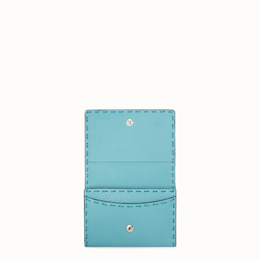 FENDI CARD HOLDER - Fendi Roma Amor business card holder - view 3 detail