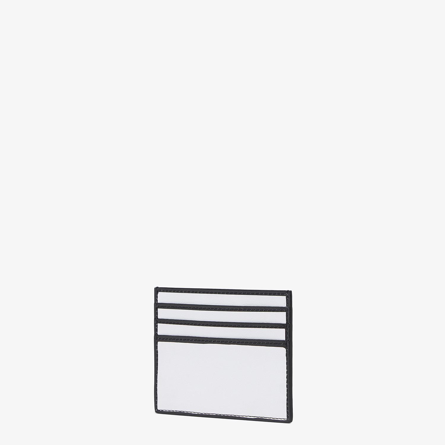 FENDI CARD HOLDER - Fendi Roma Joshua Vides leather card holder - view 2 detail