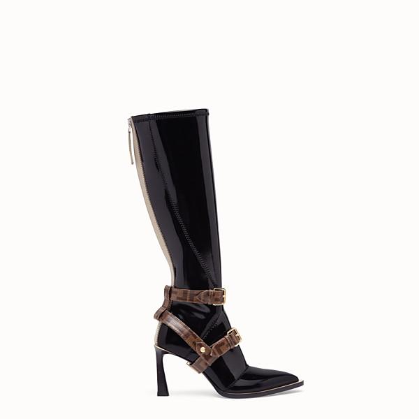 nuovo stile 2b479 ff55c Stivali in Pelle o Tessuto da Donna | Fendi