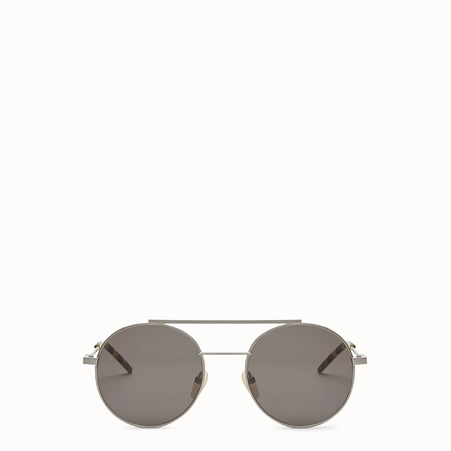 FENDI FENDI AIR - Ruthenium sunglasses - view 1 detail