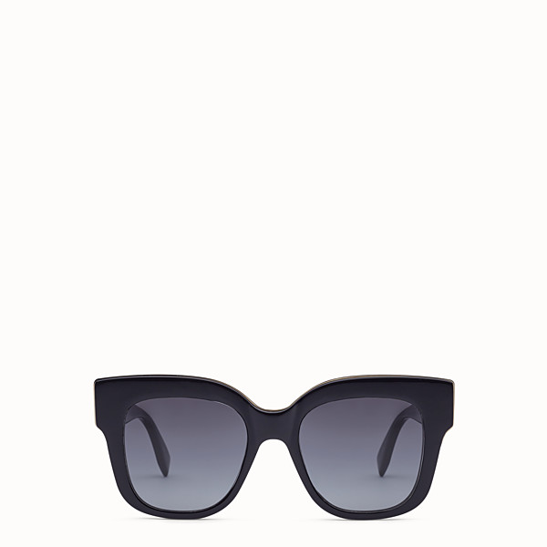 FENDI F IS FENDI - Sonnenbrille in Schwarz - view 1 small thumbnail
