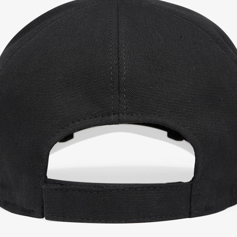 FENDI FS FENDI EYECAP - Fashion show baseball cap with sunglasses - view 4 detail