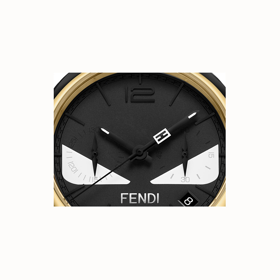 FENDI MOMENTO FENDI BUGS - Chronograph watch with bracelet - view 3 detail