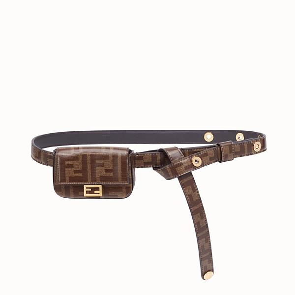 6bb33093bf Women's Leather Belts | Fendi