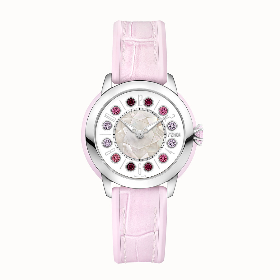 FENDI FENDI ISHINE - 38 MM - Watch with rotating gemstones - view 1 detail