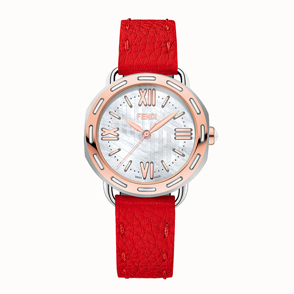 FENDI SELLERIA - 36 mm - Watch with interchangeable strap - view 1 small thumbnail