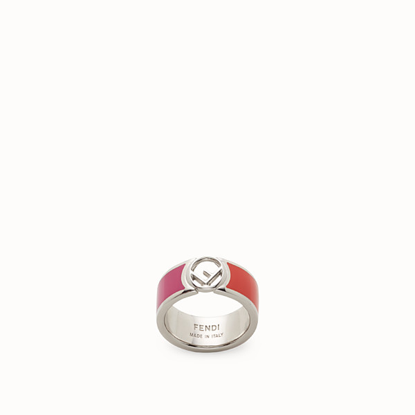 FENDI F IS FENDI RING - Multicolour ring - view 1 small thumbnail