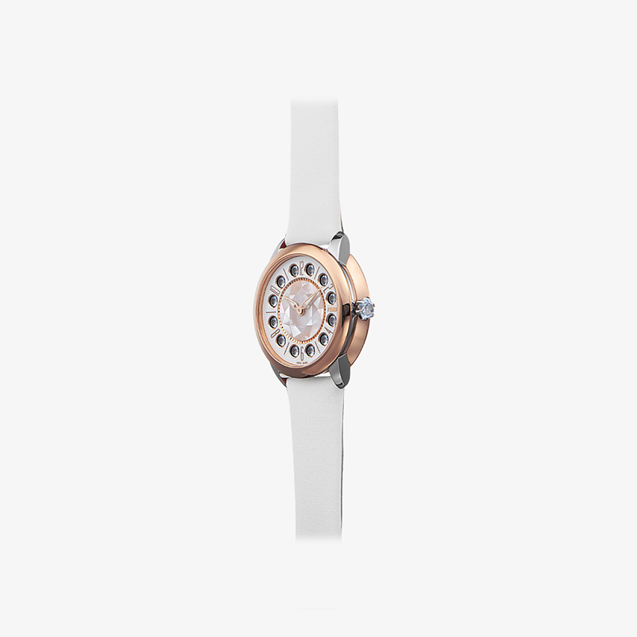 FENDI FENDI ISHINE - Watch with rotating precious stones - view 2 detail
