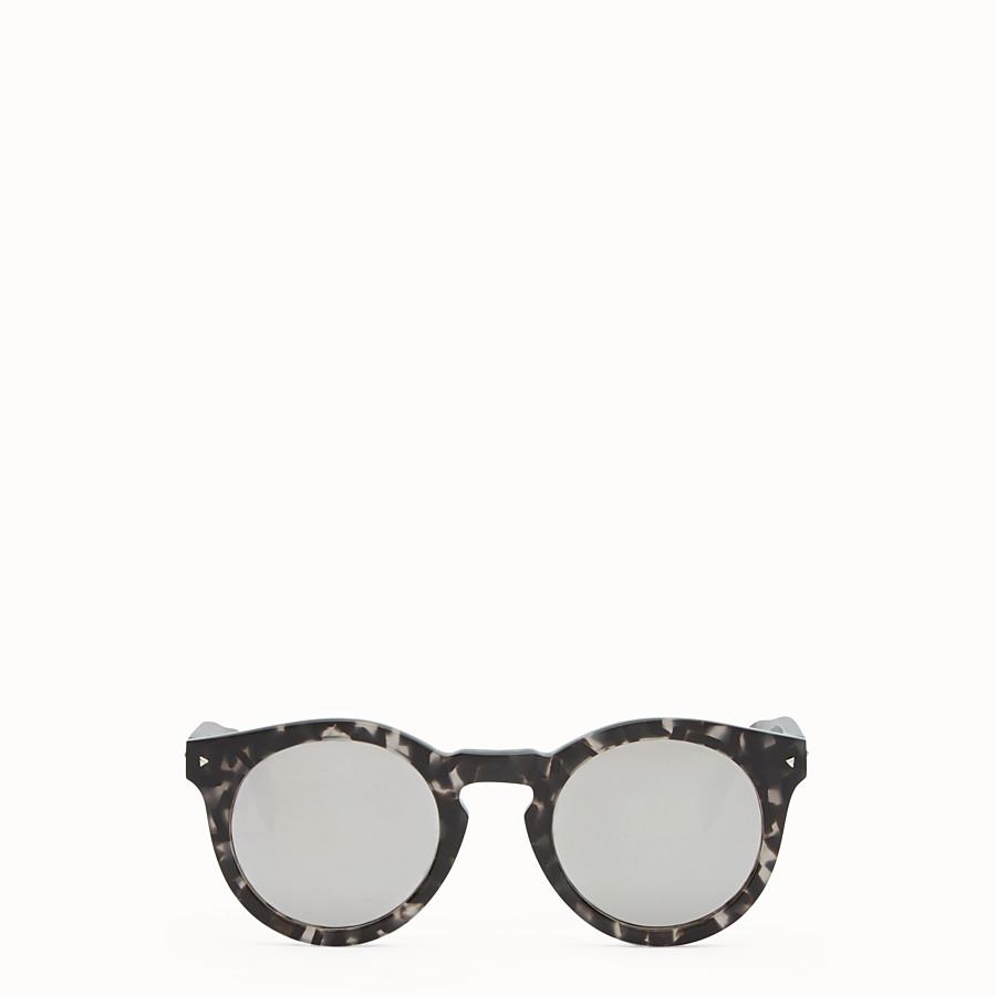 FENDI FENDI SUN FUN - Gafas de sol de color habana oscuro - view 1 detail