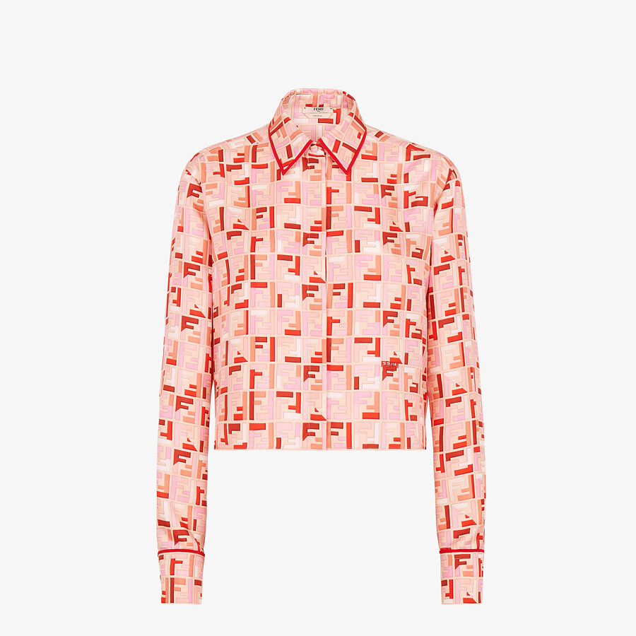 FENDI SHIRT - Shirt from the Lunar New Year Limited Capsule Collection - view 1 detail