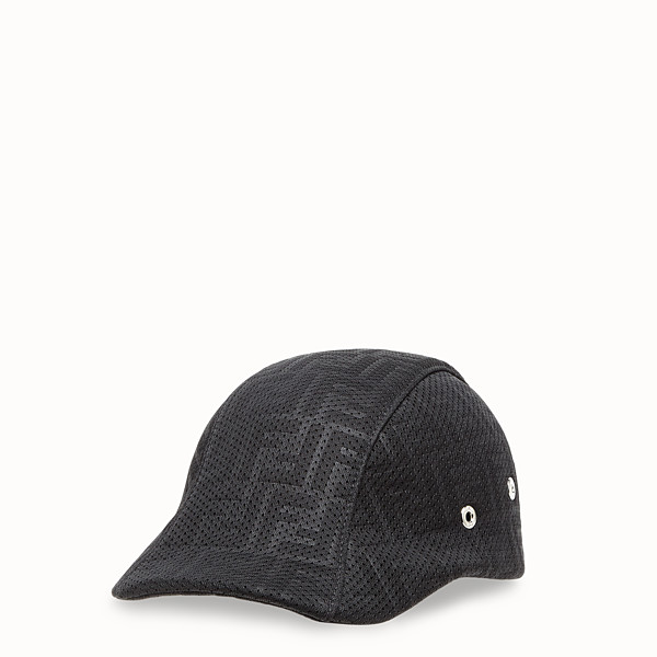 FENDI HAT - Black mesh hat - view 1 small thumbnail