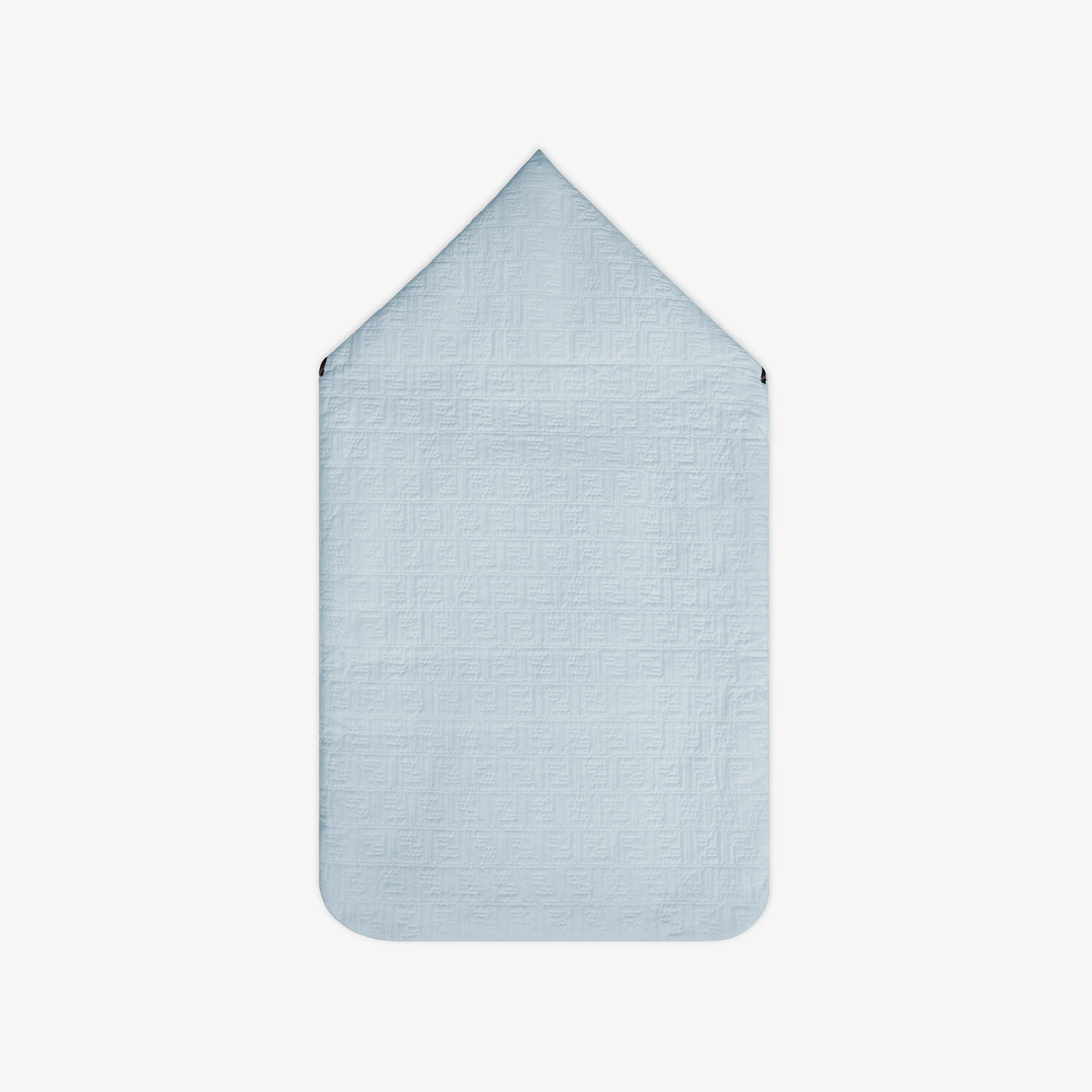 FENDI BABY SLEEPING BAG - Quilted cotton baby sleeping bag - view 2 detail